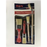 4PC Brush Set