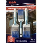 3 PCS Brush Set-Blue
